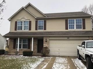 3926  Bergamot Court Indianapolis, IN 46235 | MLS 21618185