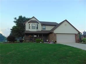 500  Meadowlark Court Whiteland, IN 46184 | MLS 21618223
