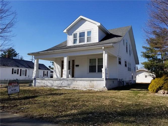 1209 N Perkins Street Rushville, IN 46173 | MLS 21618226