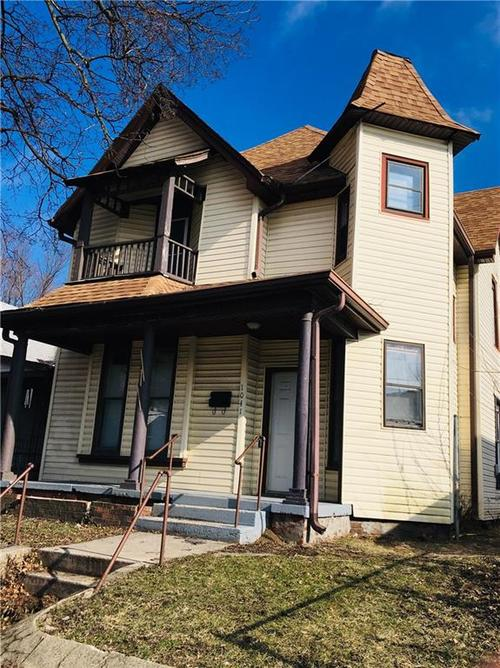 1041 S STATE Avenue Indianapolis, IN 46203 | MLS 21618231