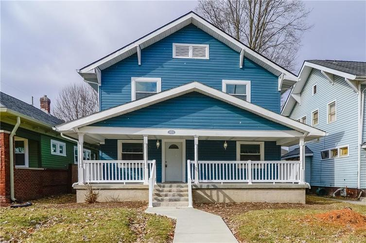 3412 N College Avenue Indianapolis, IN 46205 | MLS 21618254