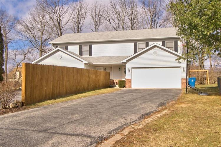 7642  ORCHARD VILLAGE Drive Indianapolis, IN 46217 | MLS 21618260