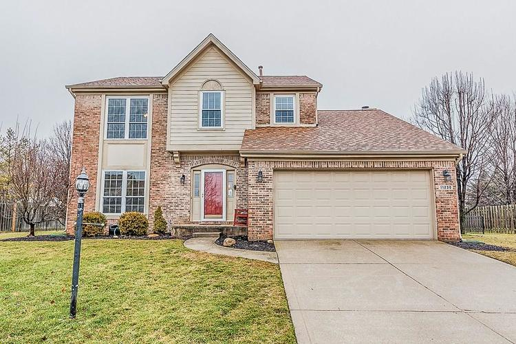 11230  Echo Grove Court Indianapolis, IN 46236 | MLS 21618287