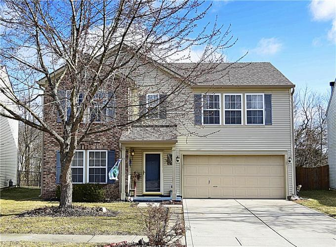 9032  Stones Bluff Lane Camby, IN 46113   MLS 21618395