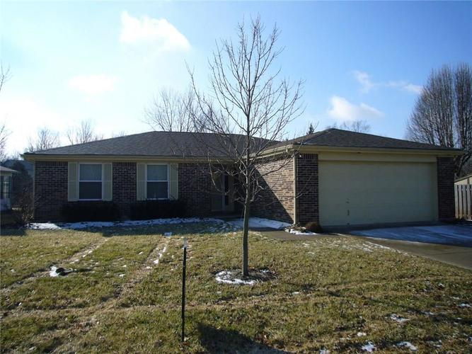 3441  Crickwood Drive Indianapolis, IN 46268 | MLS 21618397