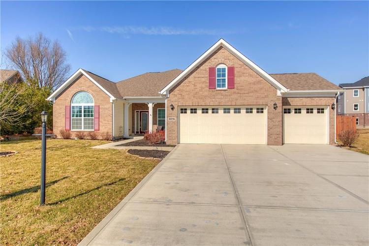 8096  Eskerban Drive Avon, IN 46123 | MLS 21618430