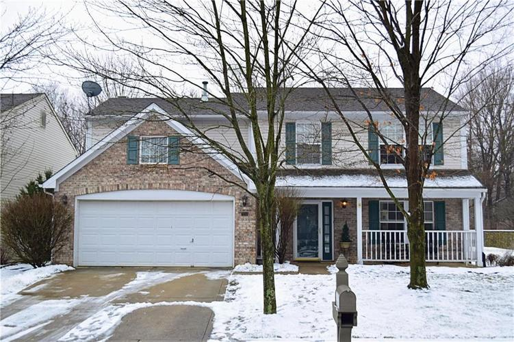 7255  Coppermill Court Indianapolis, IN 46254 | MLS 21618481