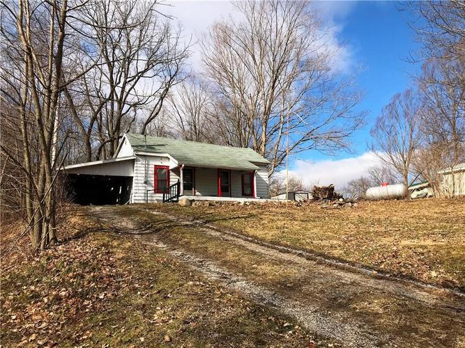 11483 S State Road 59  Waveland, IN 47989 | MLS 21618501