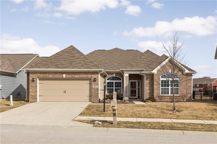 6177  Silver Maple Way Zionsville, IN 46077 | MLS 21618523