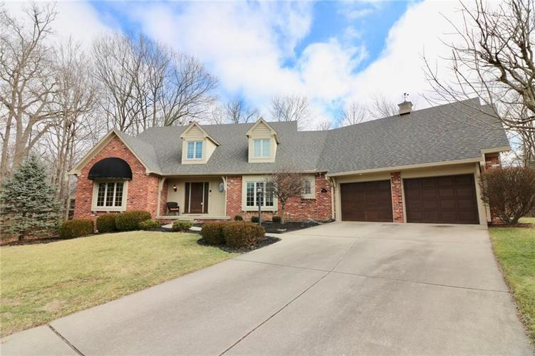 8181  Hunters Cove Court Indianapolis, IN 46236 | MLS 21618529