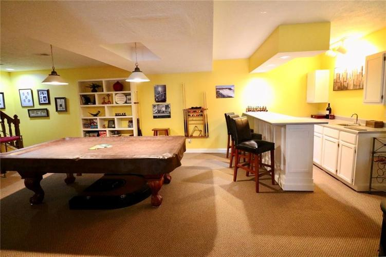 8181 Hunters Cove Court Indianapolis, IN 46236 | MLS 21618529 | photo 29