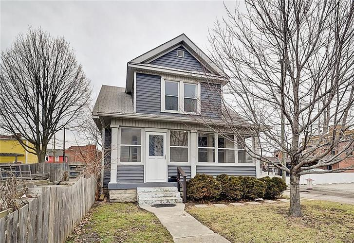 1028 E Morris Street Indianapolis, IN 46203 | MLS 21618546