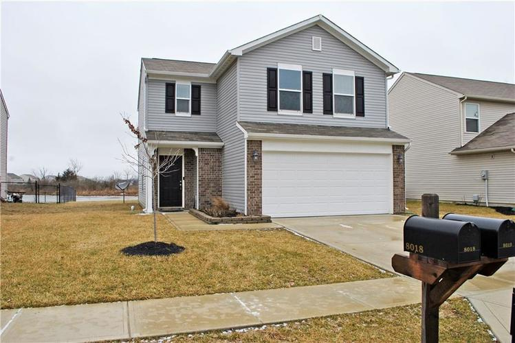 8018  Fisher Bend Drive Indianapolis, IN 46239 | MLS 21618553