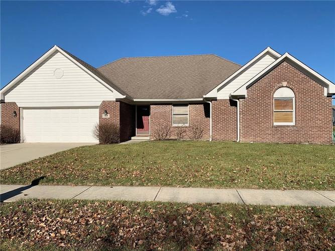 6530  Woodcrest Street Avon, IN 46123 | MLS 21618593
