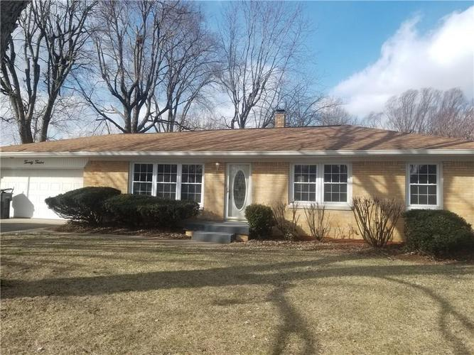 2012  Rosedale Drive Indianapolis, IN 46227 | MLS 21618640