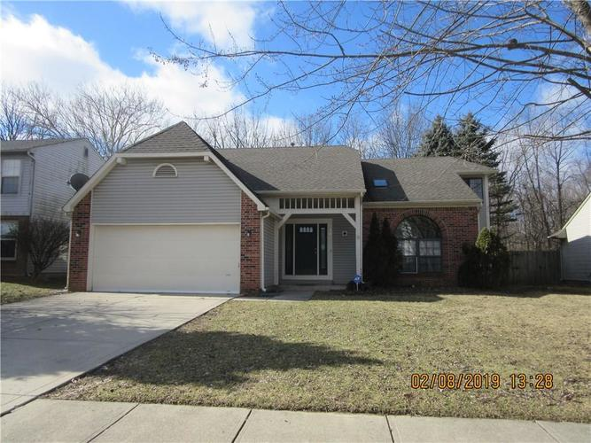 5802  LAKEFIELD Drive Indianapolis, IN 46254 | MLS 21618662