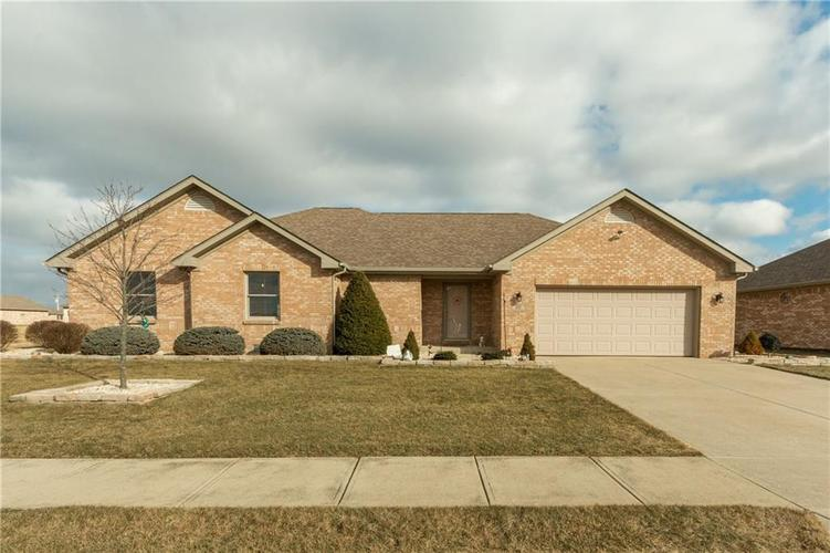 3717  Bellmore Drive Brownsburg, IN 46112 | MLS 21618706