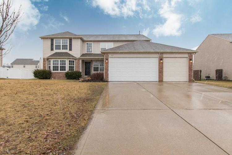 1415  Snead Circle Avon, IN 46123 | MLS 21618719