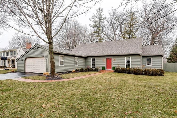 4328  Briarwood Drive Indianapolis, IN 46250 | MLS 21618829
