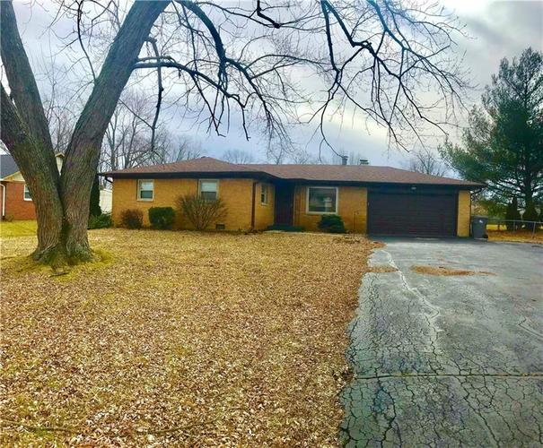 4211 E Thompson Road Indianapolis, IN 46237 | MLS 21618838