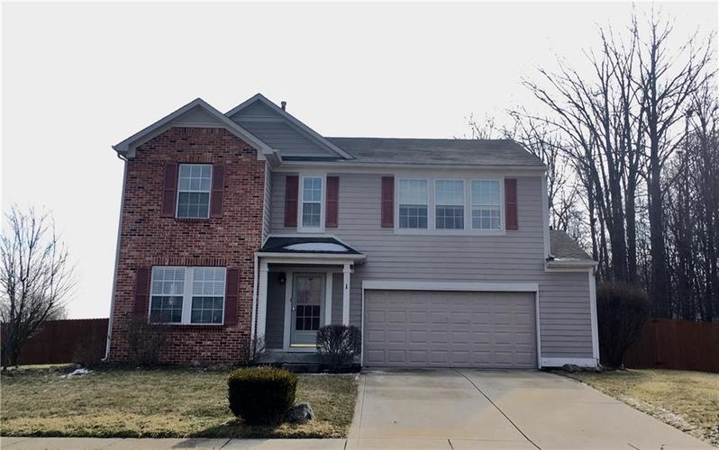 1  Lowell Court Brownsburg, IN 46112 | MLS 21618854