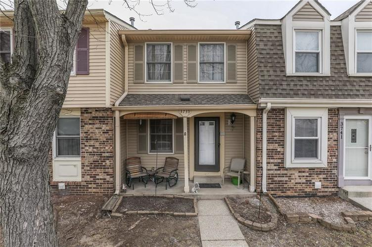 3739  Lima Court Indianapolis, IN 46227 | MLS 21618874