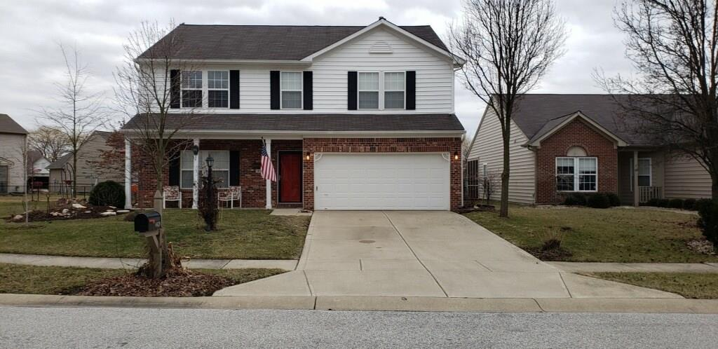 4429  Valley Trace Drive Indianapolis, IN 46237 | MLS 21618897