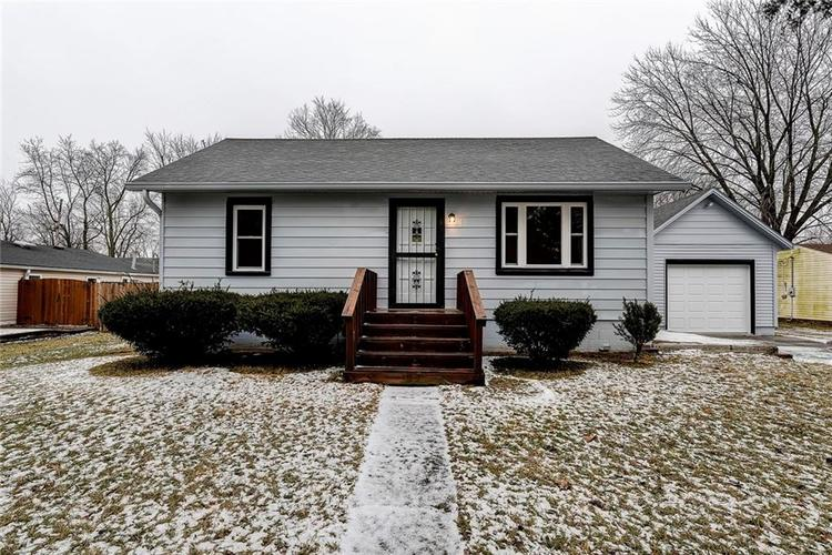 1411  Mary Drive Indianapolis, IN 46241   MLS 21618911