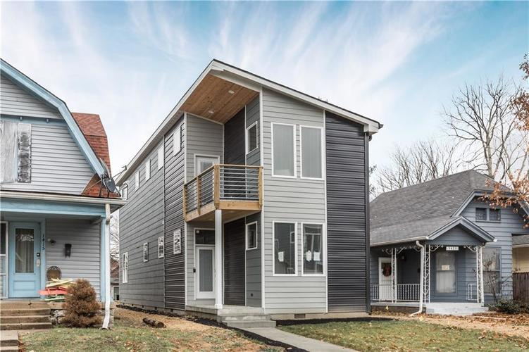 1417  Olive Street Indianapolis, IN 46203 | MLS 21618920
