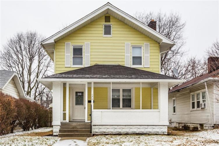 426  Harvard Place Indianapolis, IN 46208 | MLS 21618929