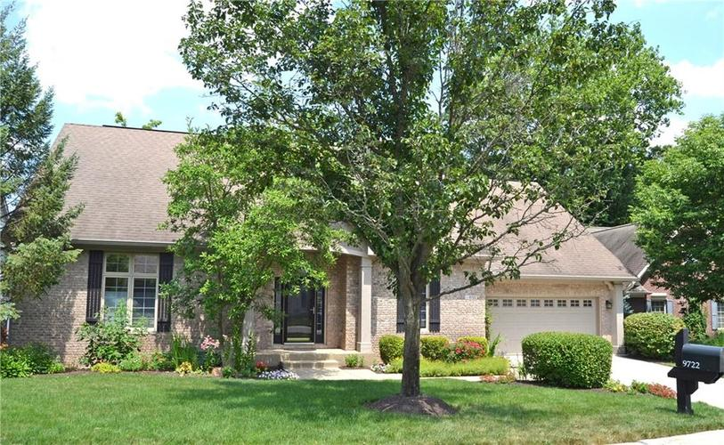 9722  Oakhaven Court Indianapolis, IN 46256   MLS 21618948