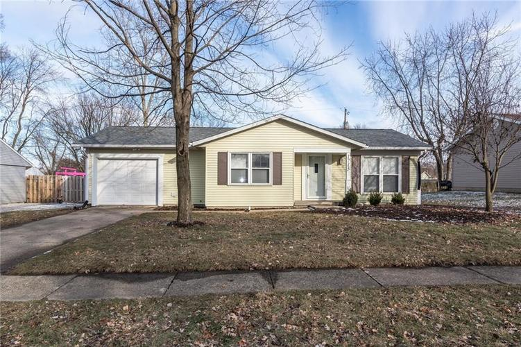1715  Geri Drive Lebanon, IN 46052 | MLS 21618968