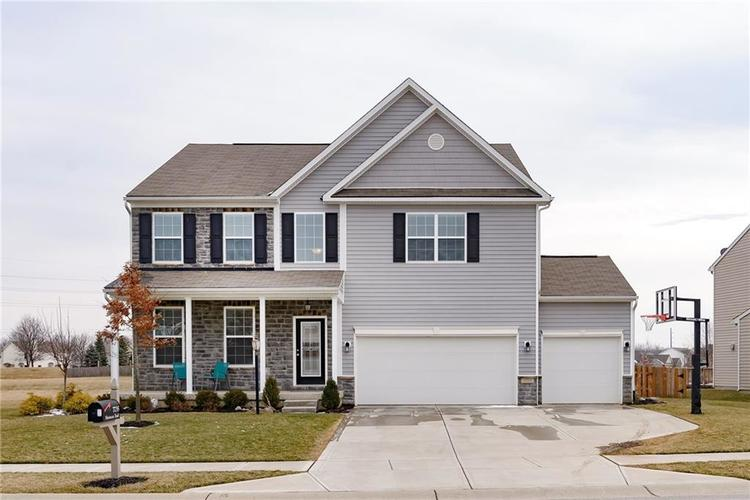 7735  Nestucca Trail Noblesville, IN 46062 | MLS 21619002