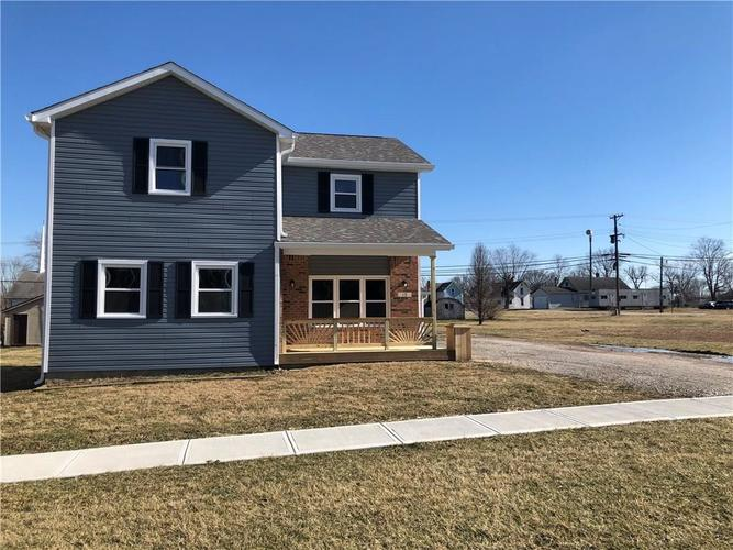13 N Main Street Brooklyn, IN 46111 | MLS 21619006