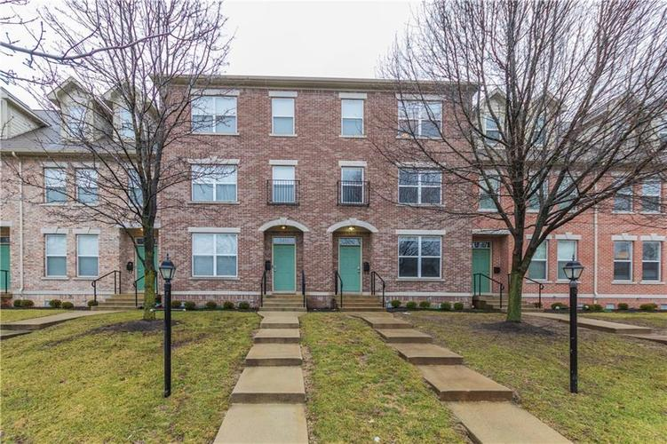 2411 N PARK Avenue Indianapolis, IN 46205 | MLS 21619059
