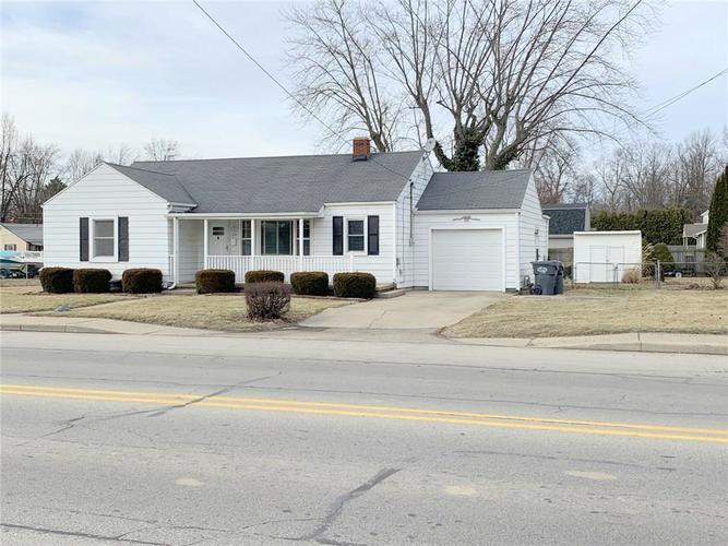 112 W Main Street Chesterfield, IN 46017 | MLS 21619094