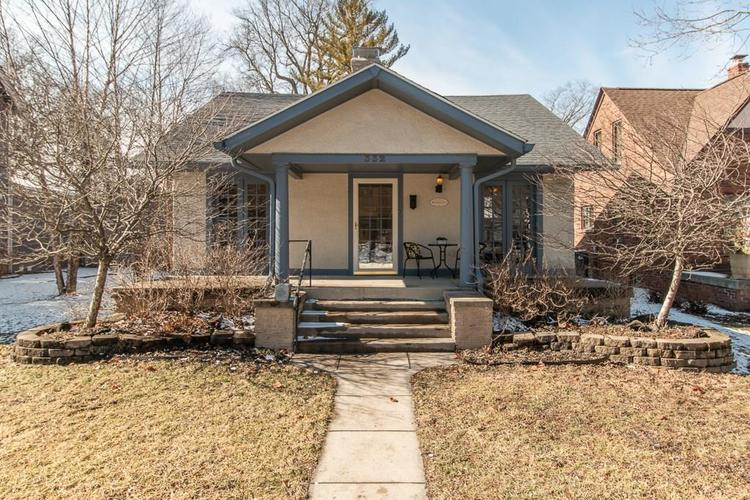 332 N BOLTON Avenue Indianapolis, IN 46219 | MLS 21619168