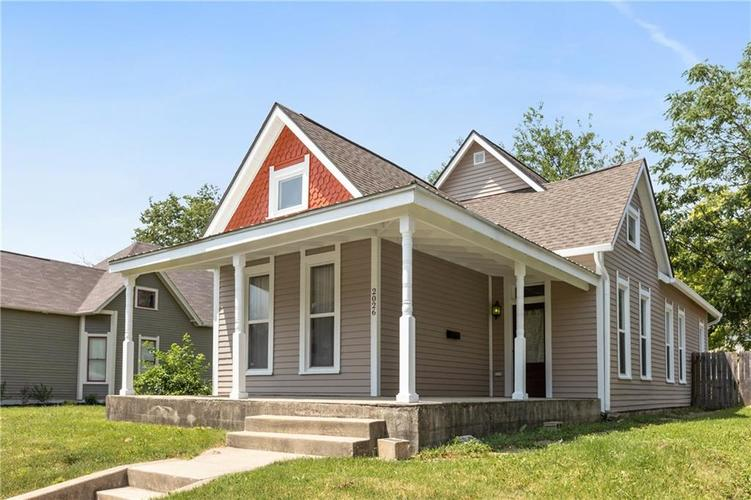2026 E 10th Street Indianapolis, IN 46201 | MLS 21619178