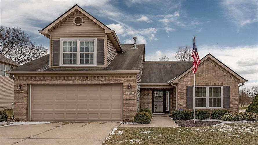 7017  Willow Pond Drive Noblesville, IN 46062 | MLS 21619200