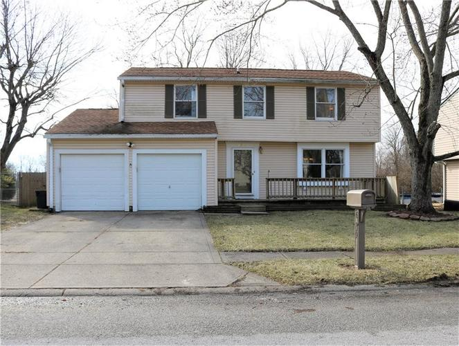 6309  Granner Drive Indianapolis, IN 46221 | MLS 21619207