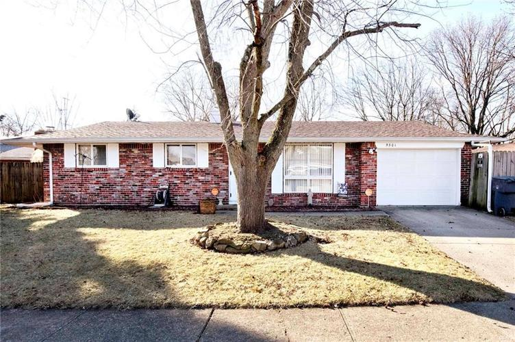 5301 W 32nd Street Indianapolis, IN 46224 | MLS 21619340