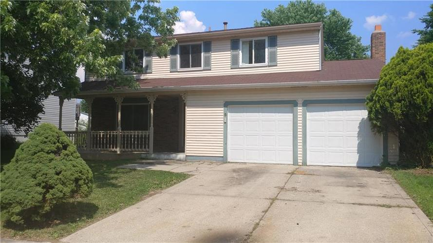 811 N BREMERTON Drive Indianapolis, IN 46229 | MLS 21619353