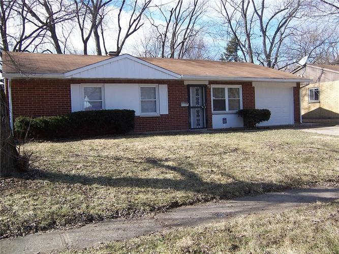 4014  Downes Drive Indianapolis, IN 46235 | MLS 21619412