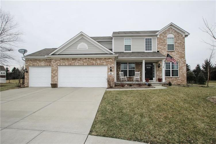 411  Letterman Drive Brownsburg, IN 46112 | MLS 21619422