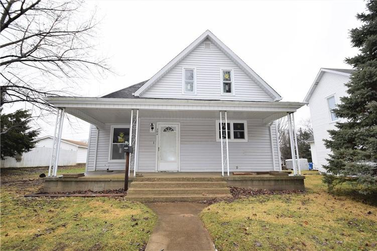 204 E Garfield Street Alexandria, IN 46001 | MLS 21619466