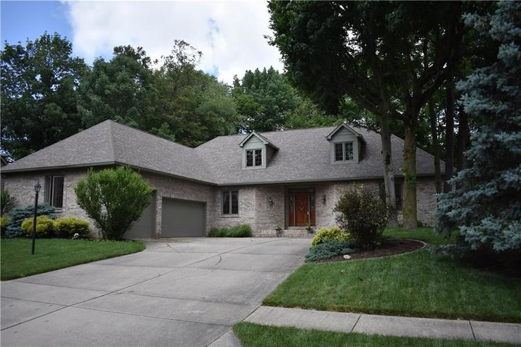 7612  FREEDOM WOODS Drive Indianapolis, IN 46259 | MLS 21619472