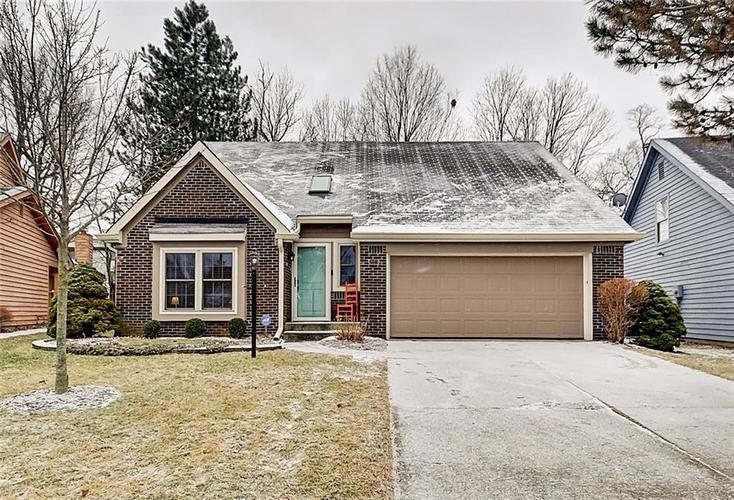 2925  Sunnyfield Court Indianapolis, IN 46228 | MLS 21619562