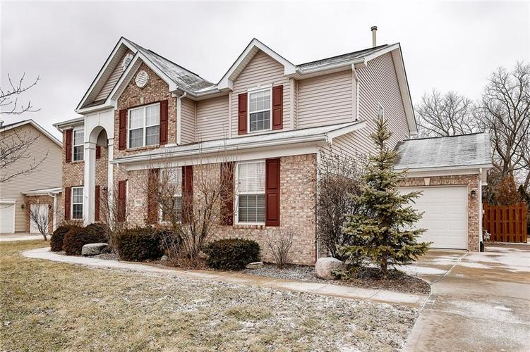 7312  Lakeland Trails Boulevard Indianapolis, IN 46259 | MLS 21619585