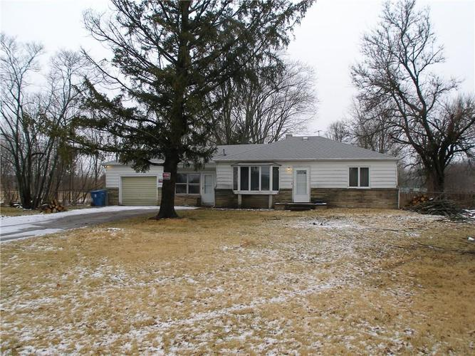 11102 E 10th Street Indianapolis, IN 46229 | MLS 21619605