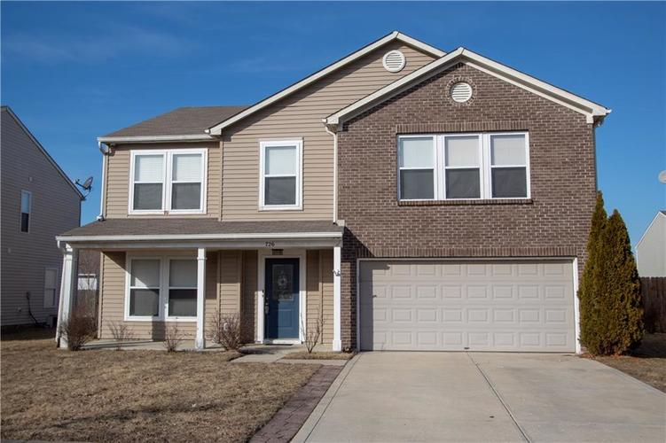 726  HICKORY PINE Drive New Whiteland, IN 46184 | MLS 21619637